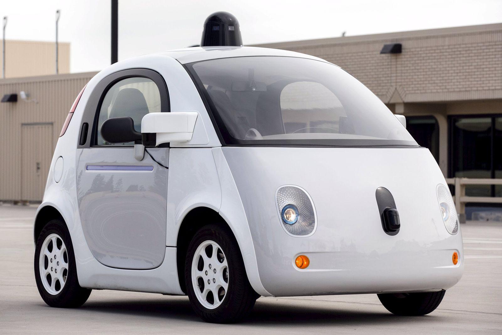 2015 / Google Car