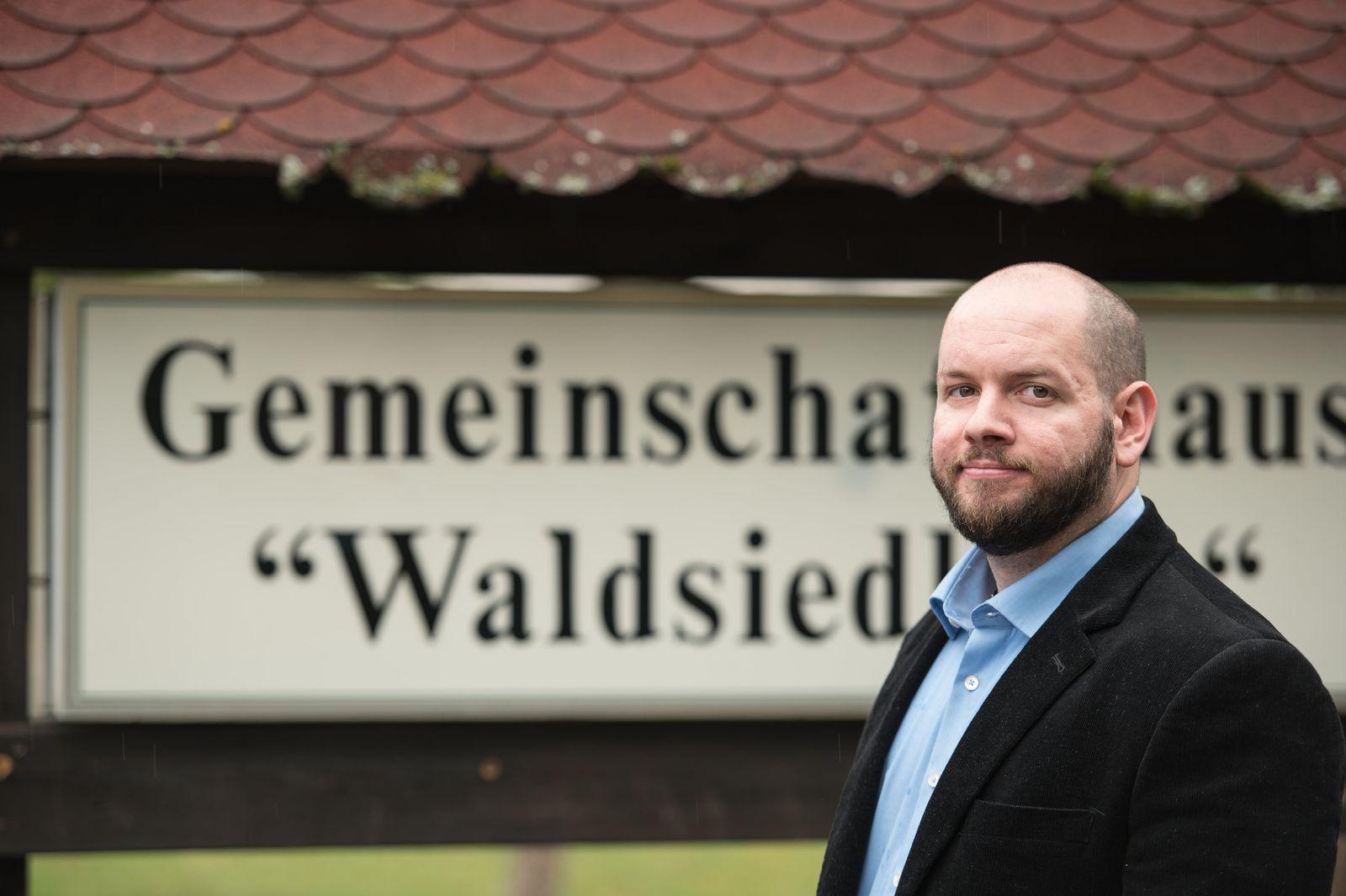 NPD/ Jagsch/ Altenstadt/ Hessen