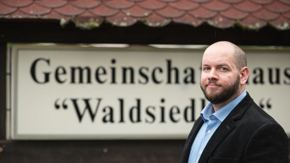 NPD-Politiker Stefan Jagsch