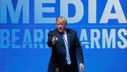 Warum die Waffenlobby Trump braucht - und Trump die Waffenlobby