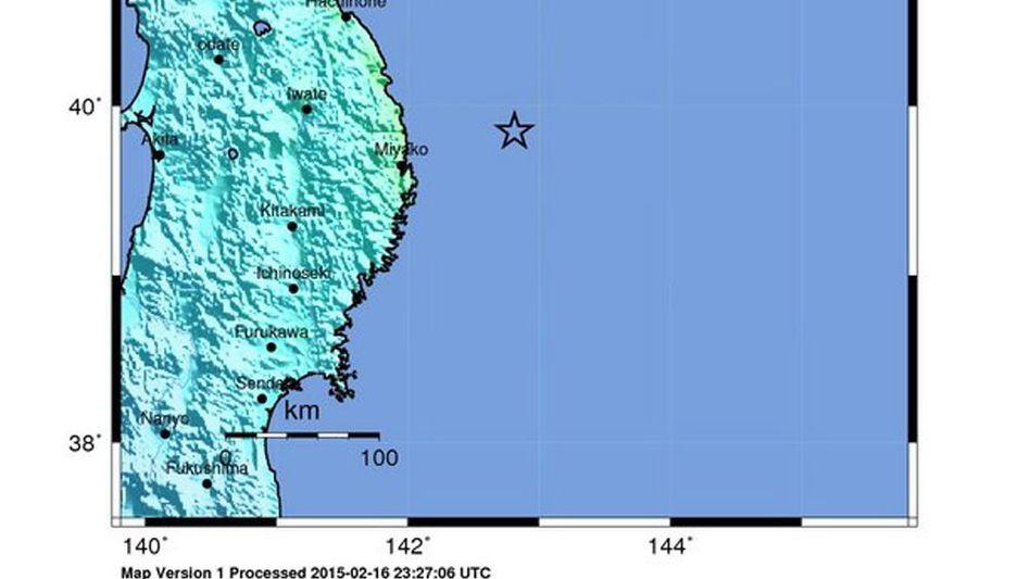 Tsunami-Warnung aufgehoben: Starkes Erdbeben erschüttert Nordosten Japans