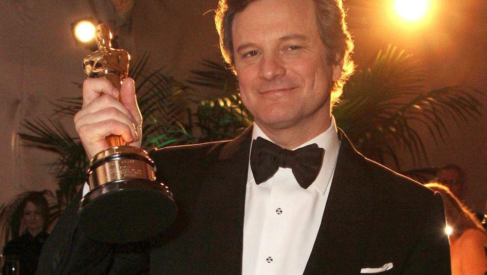 Oscars 2011: Stotter-König besteigt Hollywoods Thron