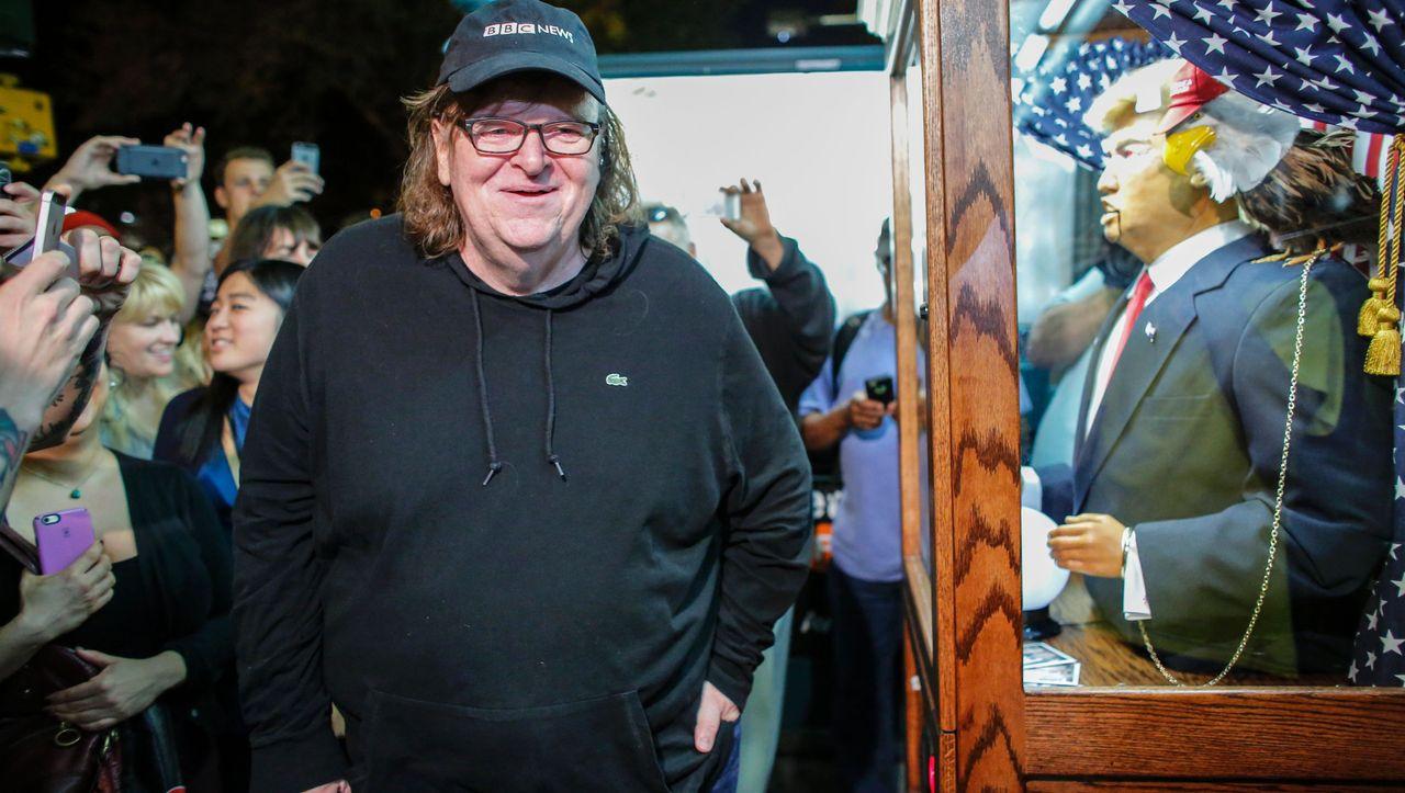 Michael Moore In Trumpland Deutsch