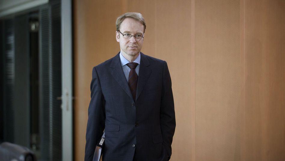 Finanzexperte Weidmann: Ab 1. Mai an der Spitze der Bundesbank