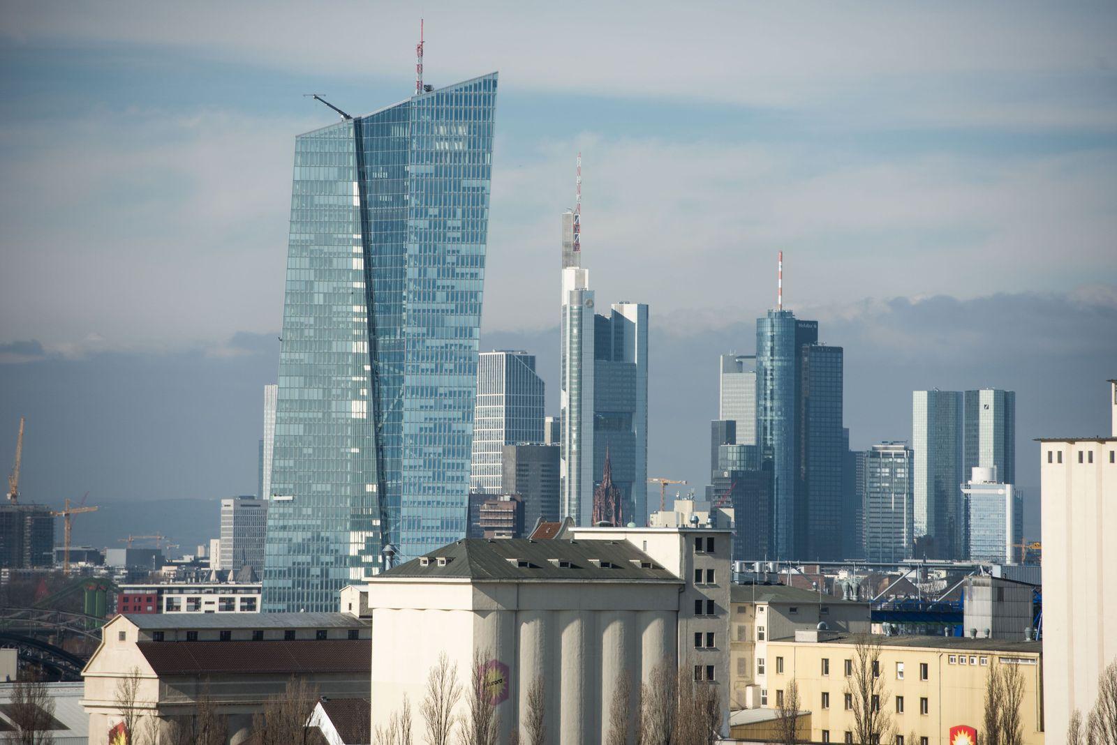 Frankfurt/ EZB