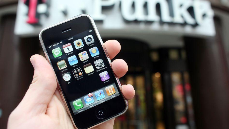 iPhone: Letztlich versehentlich das ideale Blindenhandy