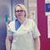 Erika Radisavljevic, 53, Reinigungskraft in einer Klinik, macht jetzt Sonderschichten