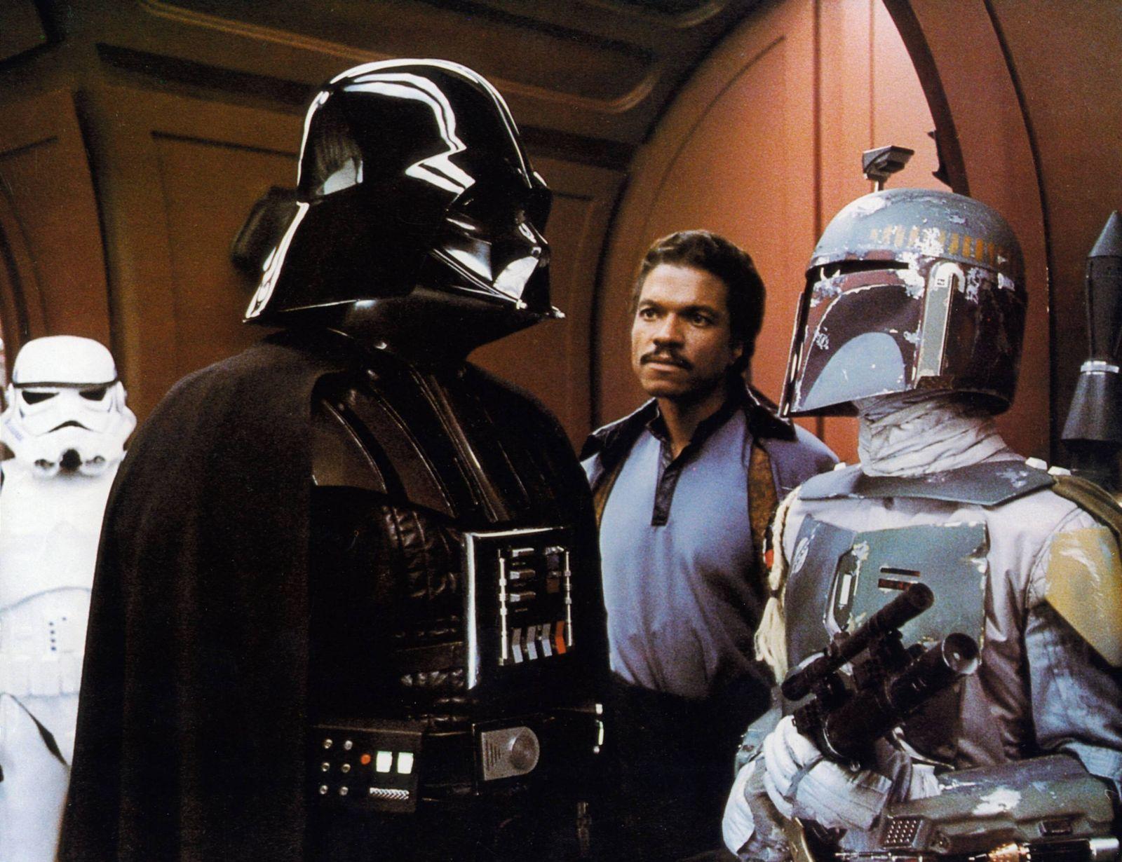 EINMALIGE VERWENDUNG Boba Fett / Star Wars