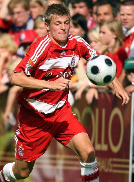 Mittelfeldmann Kroos: Nun für Leverkusen am Ball