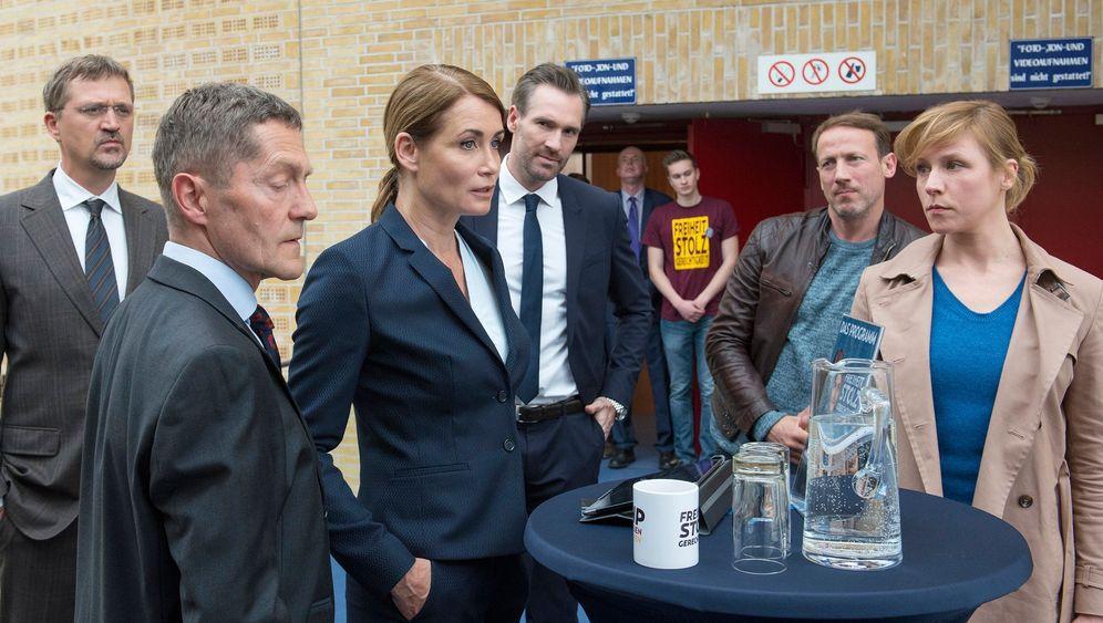 """Tatort"" über Rechtspopulismus: Falkes Kampf"