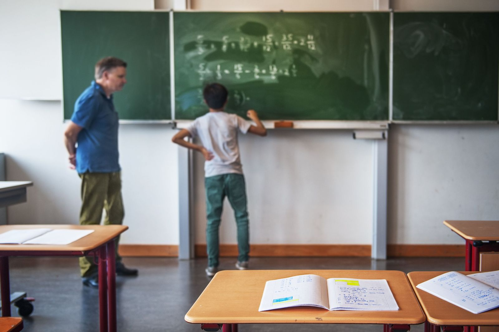 EINMALIGE VERWENDUNG Lehrer/ Pisa-Protokolle