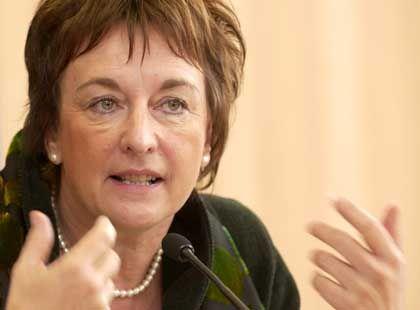 """Justizministerin Zypries: """"Bei frischem Kaffee ergab sich schnell das erste Gespräch"""""""