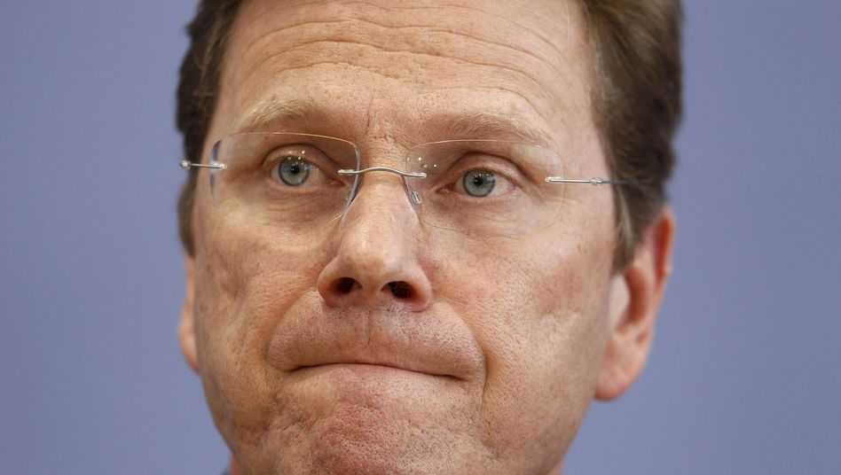 FDP-Chef Westerwelle: Dramatischer Wählerschwund
