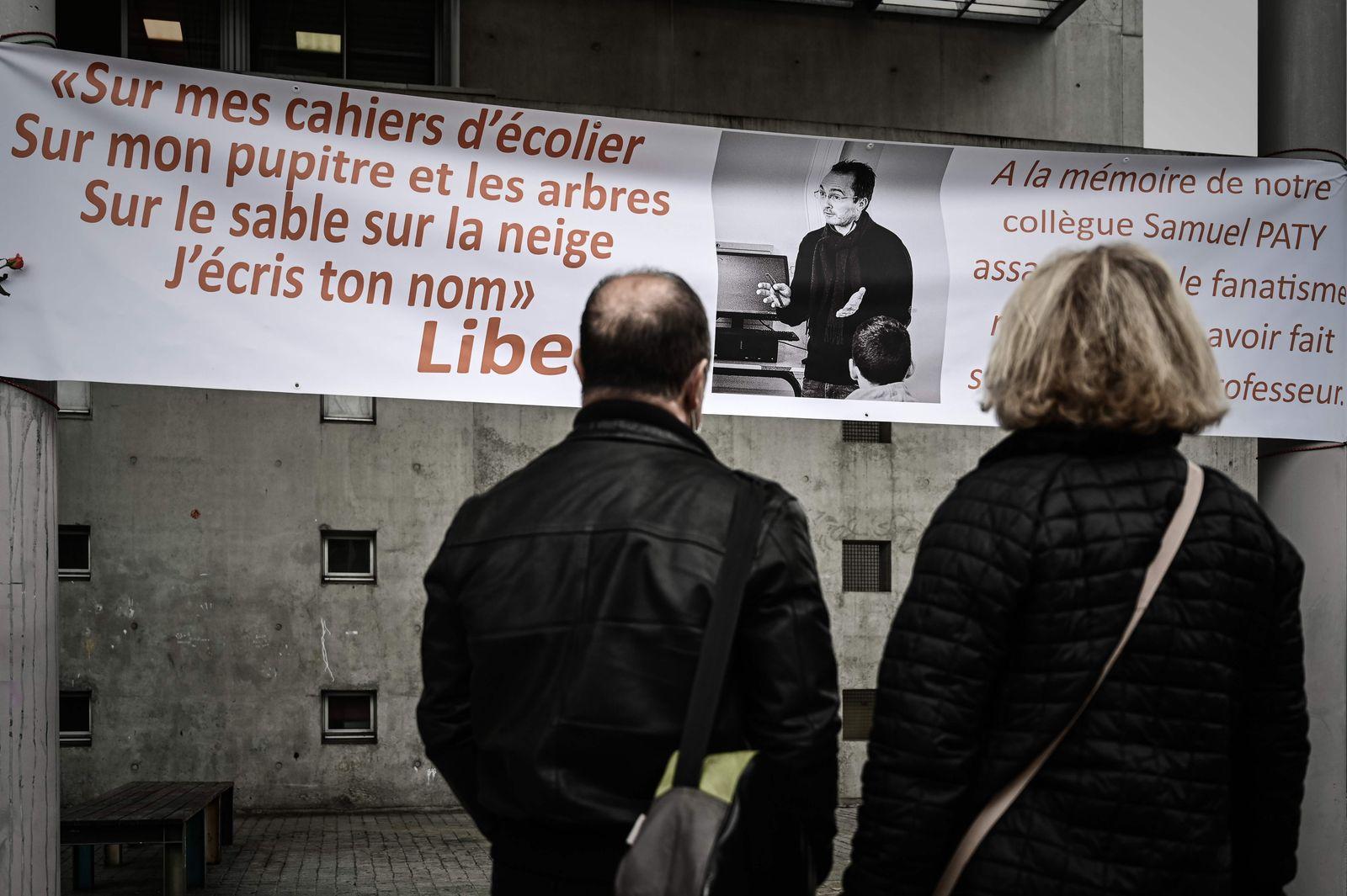 FRANCE-ATTACK-EDUCATION-RELIGION-POLITICS