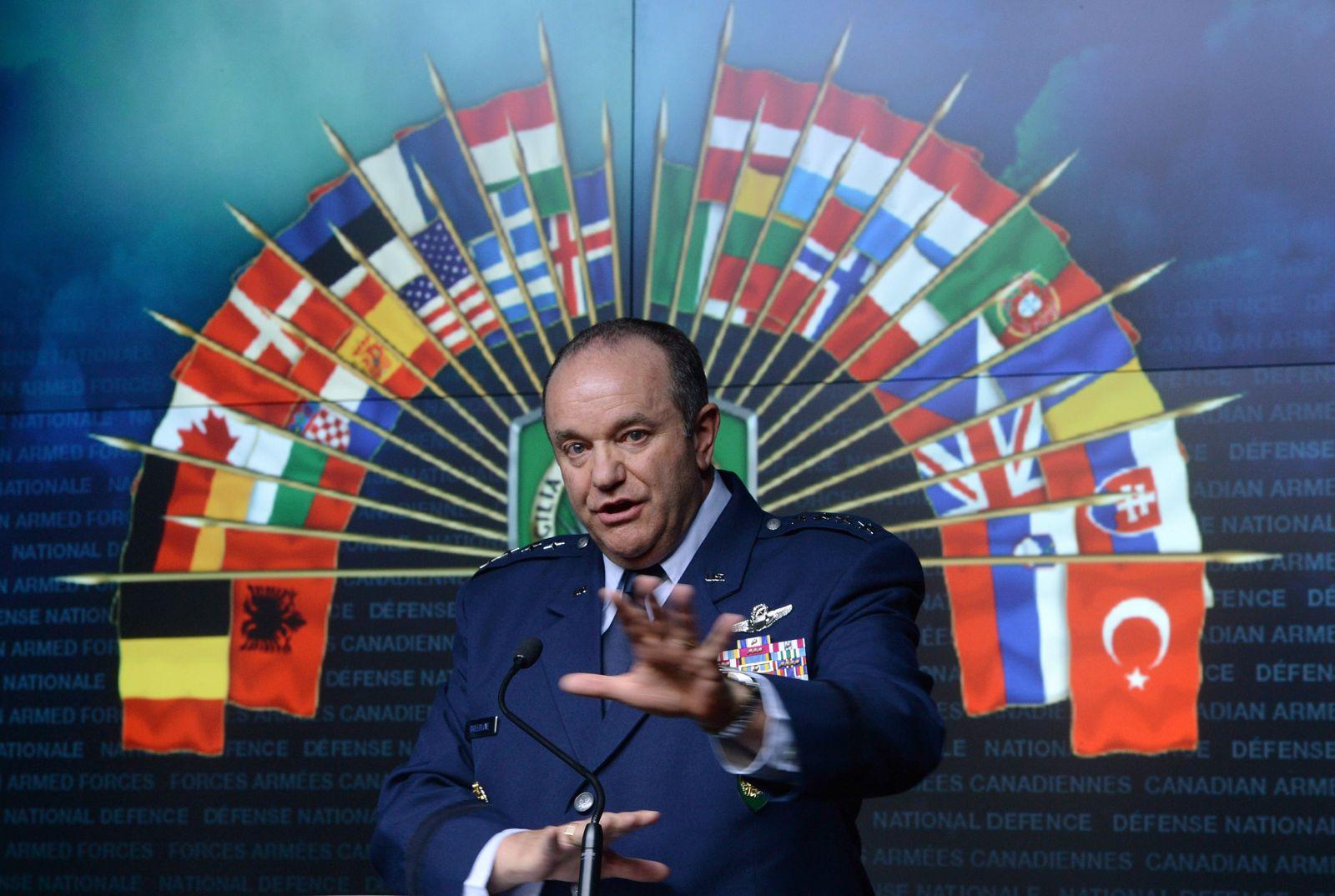 Philip Breedlove NATO Oberbefehlshaber