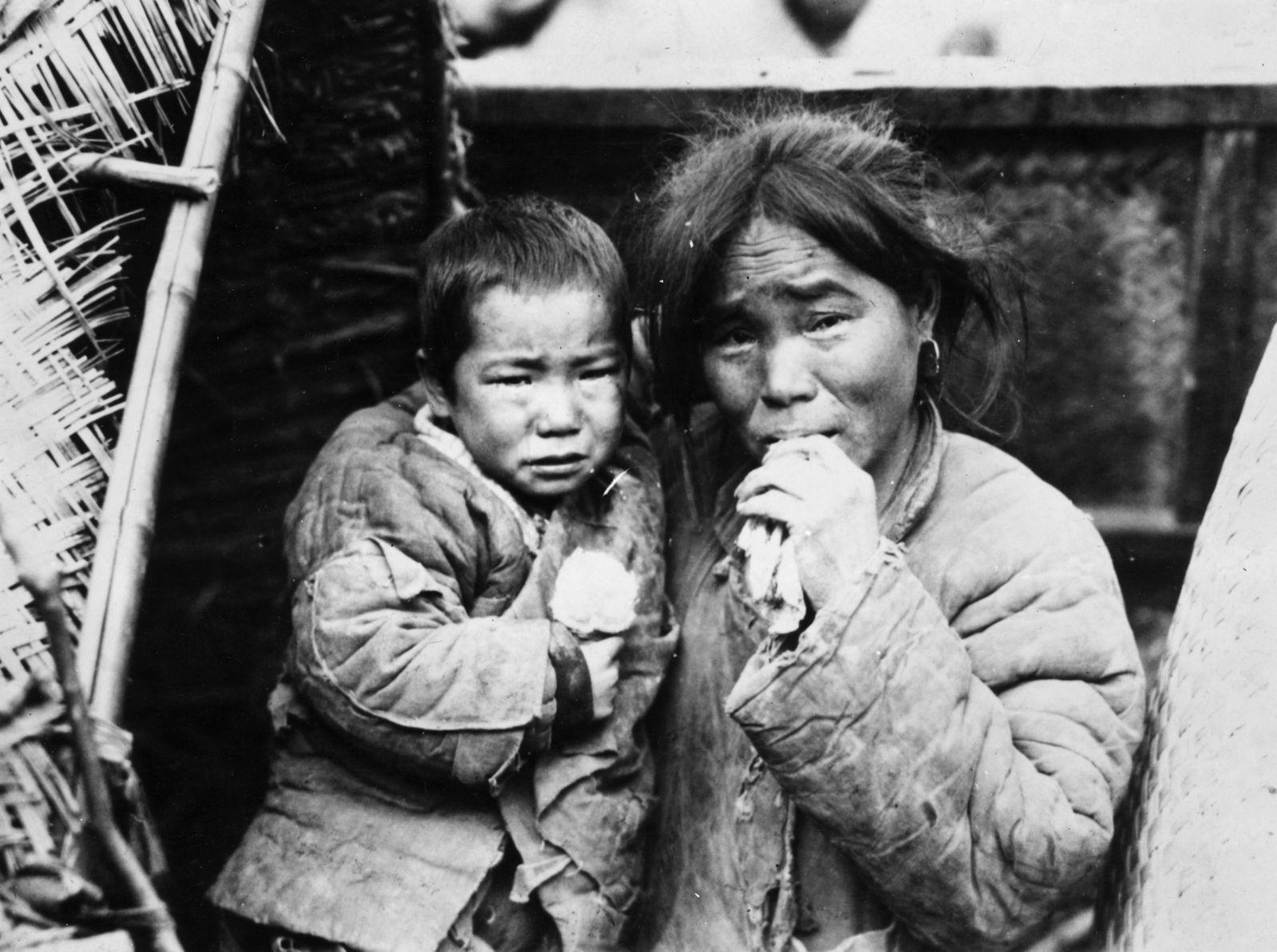 Maos Spatzenkrieg - Chinese Famine