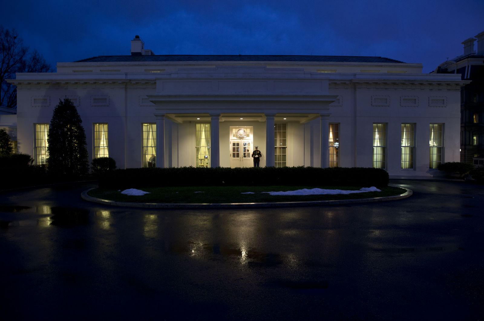 White House Obama