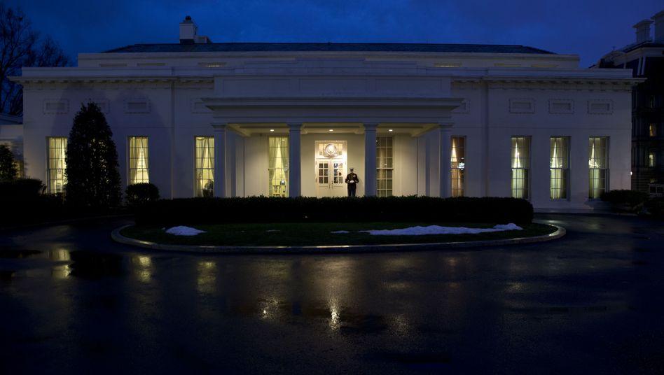 West Wing des Weißen Hauses