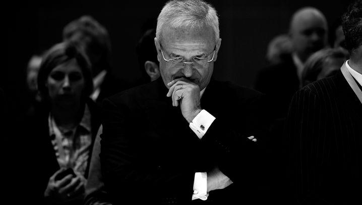 Anklage im Abgasskandal: Der Fall des Martin Winterkorn