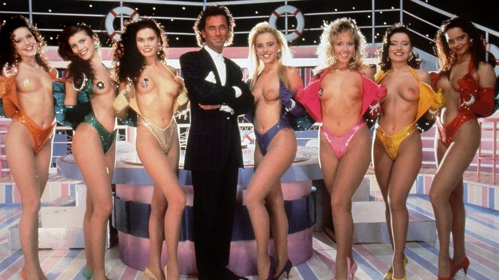Nackt moderatorin pro 7 Playboy 10/1997