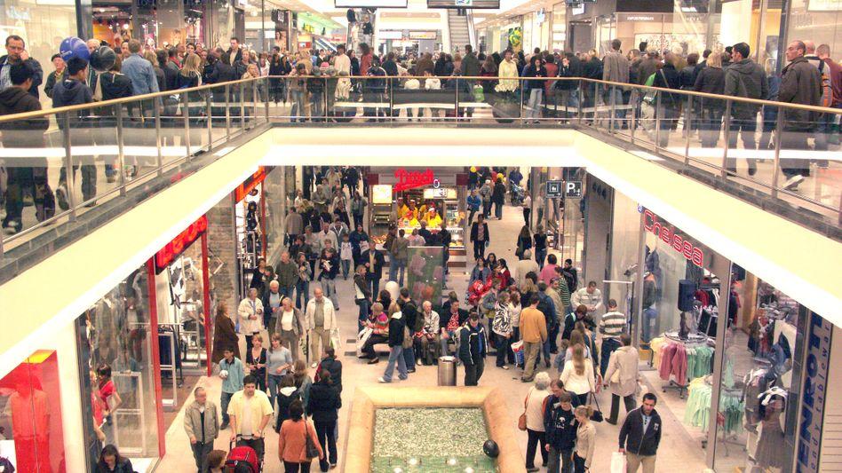 Verbraucher in Deutschland: Furcht vor Jobverlust
