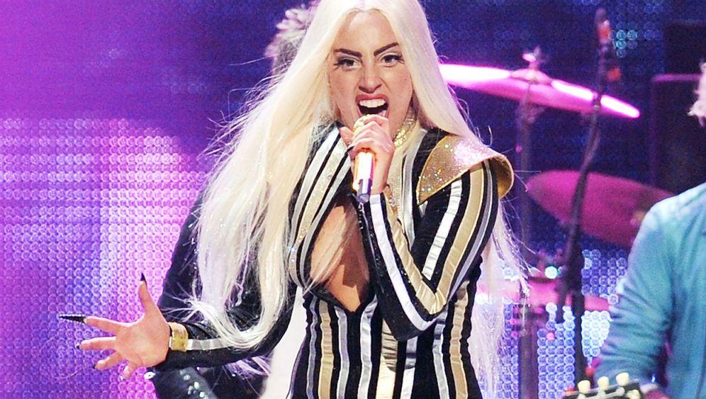 Lady Gaga: Reden ist Silber, Rollstuhl ist Gold