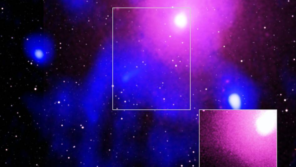 Schwarzes Loch: Stärkste Explosion seit dem Urknall gemessen