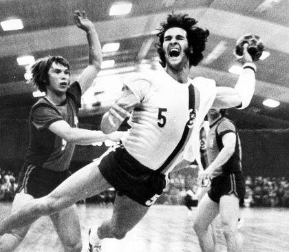 Ex-DDR-Nationalspieler Böhme (1978 beim Spiel SC Empor Rostock gegen den SC Magdeburg): Schmerz, nicht in Moskau zu sein