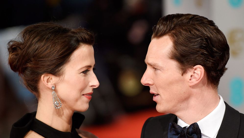 Benedict Cumberbatch: Blaues Blut