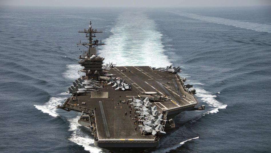 Auf der USS