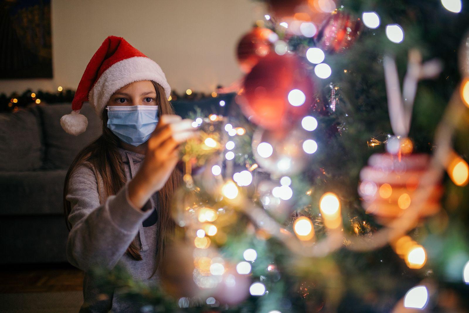 New Year's Eve - Corona virus