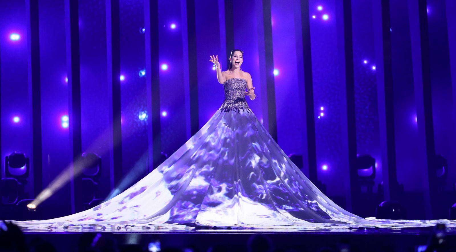 Eurovision Song Contest 2018 - erstes Halbfinale