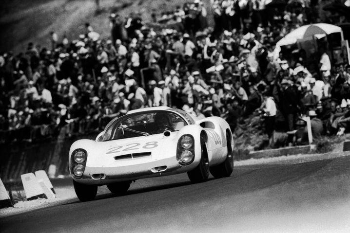 Das Original: der Porsche 910