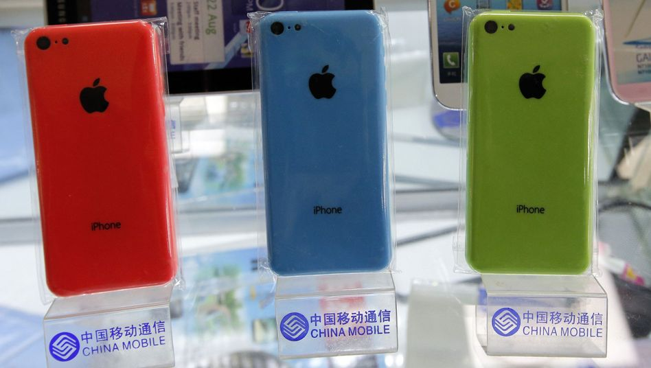 Apples iPhone 5c