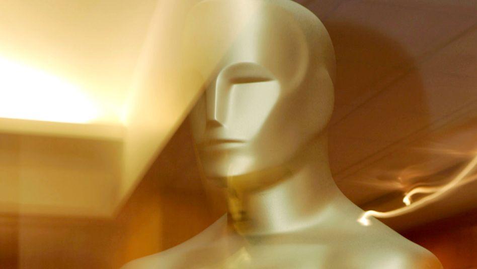 Oscar-Statue bei einer Zeremonie in Beverly Hills: Veränderte Standards