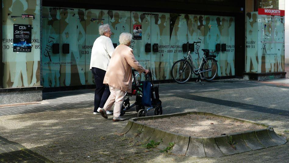 Rentnerinnen in Herten