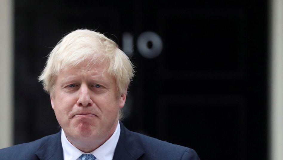 Boris Johnson will offenbar noch vor dem Brexit Ende Oktober Neuwahlen herbeiführen