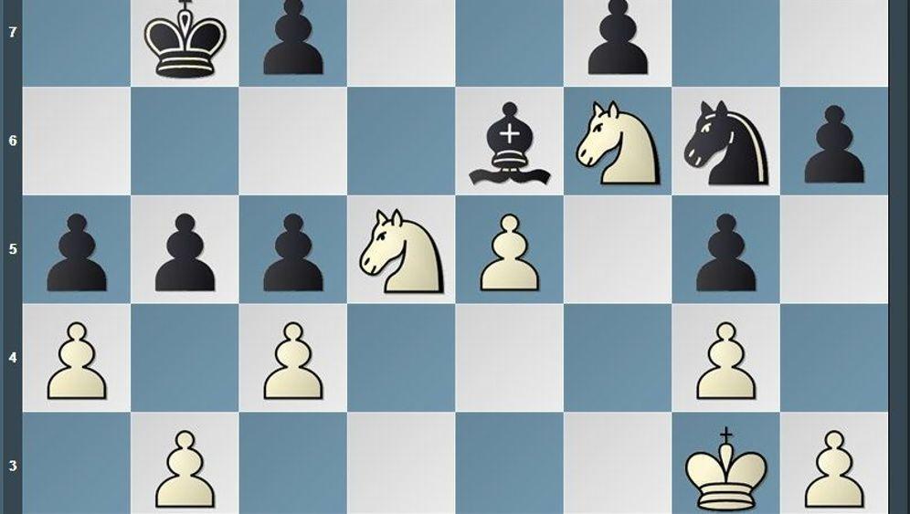 Schlüsselstellungen der elften Partie: So schaffte Carlsen den entscheidenden Sieg