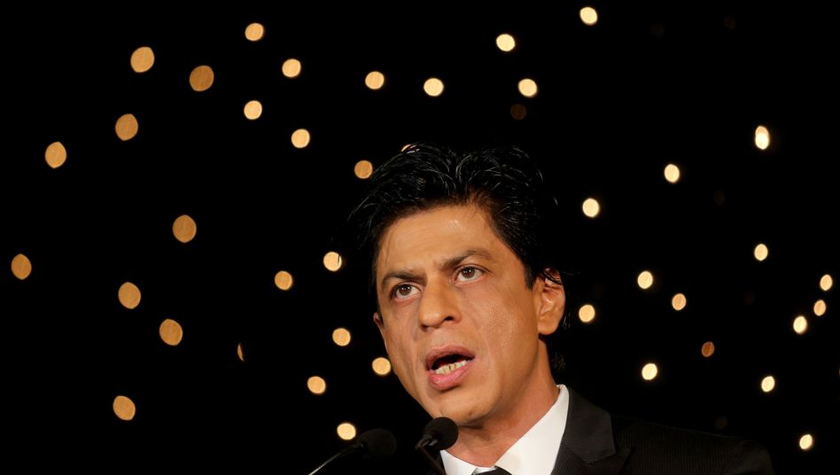"Shah Rukh Khan: ""Unvergesslicher emotionaler Moment"""