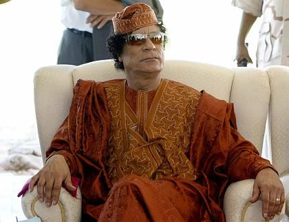 Libyan leader Moammar Kadhafi was one of Khan's best customers, until he turned over everything he knew to the IAEA.