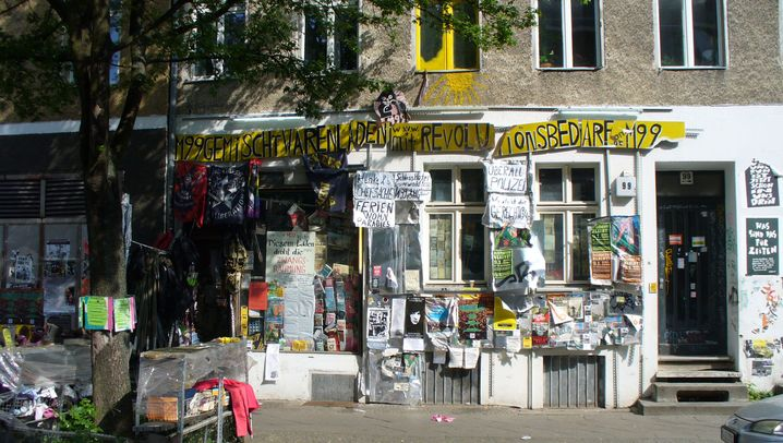 Sozialer Wandel: Das M99 in Berlin-Kreuzberg kämpft gegen die Zwangsräumung