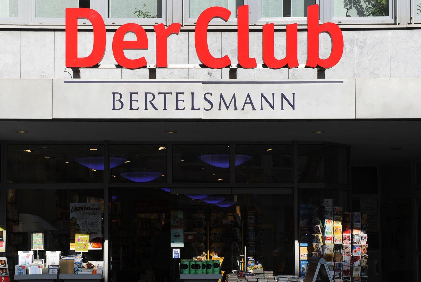 Bertelsmann-Buchclub