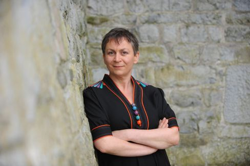 Autorin Anne Enright