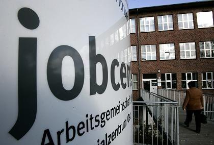 Jobcenter (in Kiel): Mischverwaltung soll bleiben - und das Grundgesetz angepasst werden