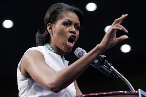 Wahlkämpferin Obama: Verhängnisvoller Satz