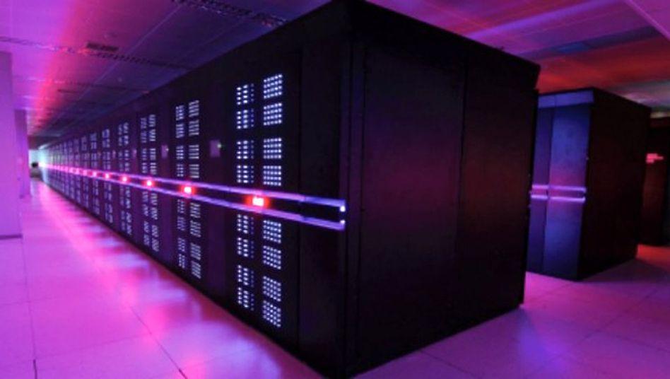 Chinesischer Supercomputer Tianhe-2