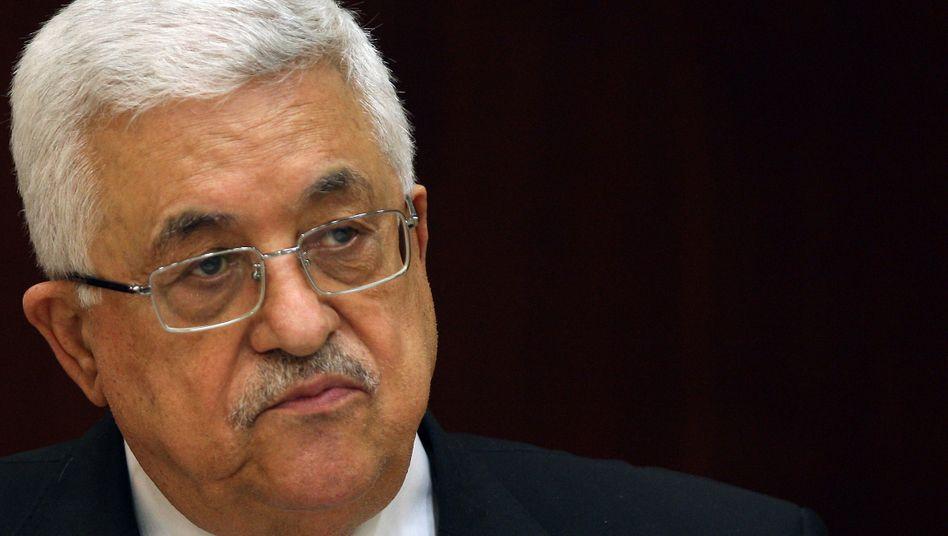 Palästinenserpräsident Mahmoud Abbas: Einen Nachfolger hat der 85-Jährige bislang nicht aufgebaut