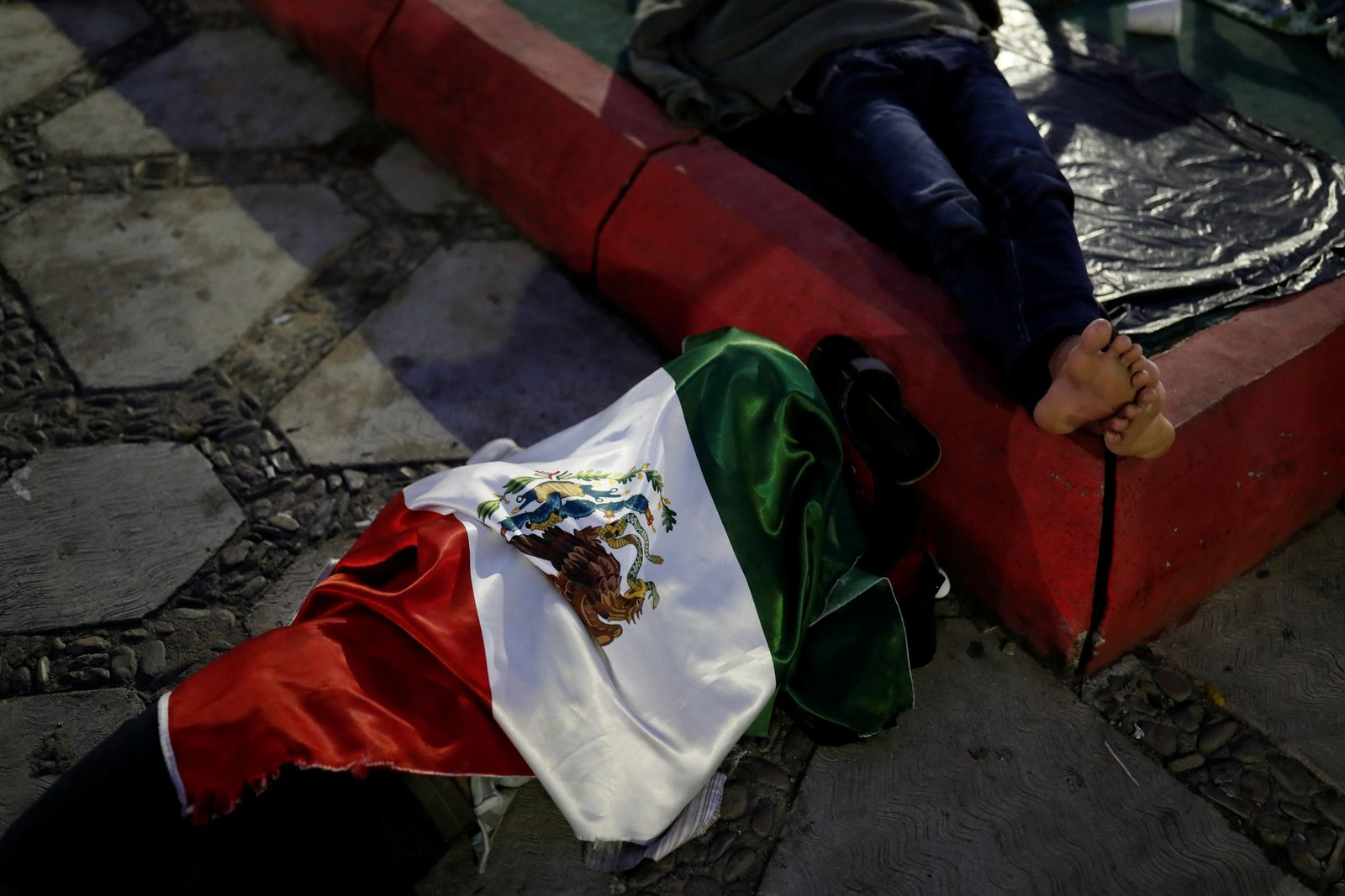 Migranten Mexiko