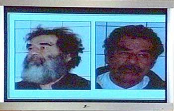 Aufnahmen nach der Festnahme: DNS bereits identifiziert