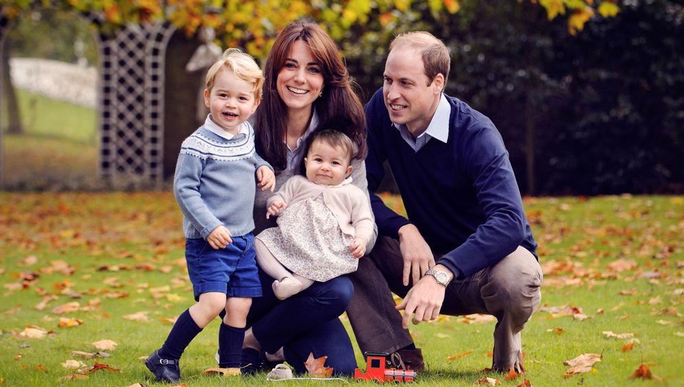 Kindergartenkind George: Der kleine Prinz